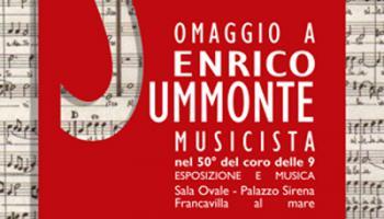 Degustazione per l'Esposizione e Concerti in Omaggio a Enrico Summonte, musicista