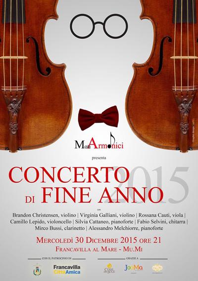 Concerto fine anno 2015