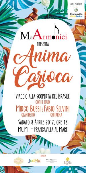 Anima Carioca concerto Francavilla al Mare