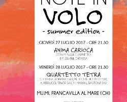 Note in volo -summer edition-