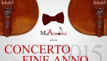 Degustazione per il Concerto di Fine Anno dell'Ass. culturale Moti Armonici